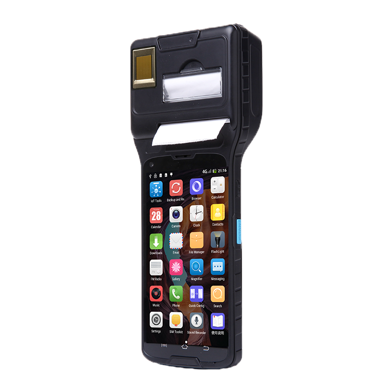 VH-93 Android RFID handheld printer