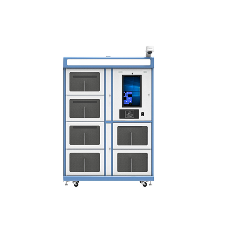 Smart grid file cabinet VA-BF