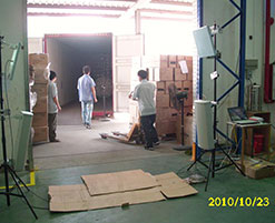Warehouse Management in Dongguan Longchang Toys Factory
