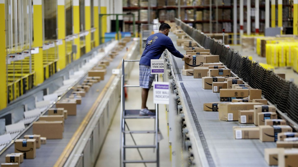 Amazon wants to make more products available for two-day delivery, so it's launching a FedEx competitor