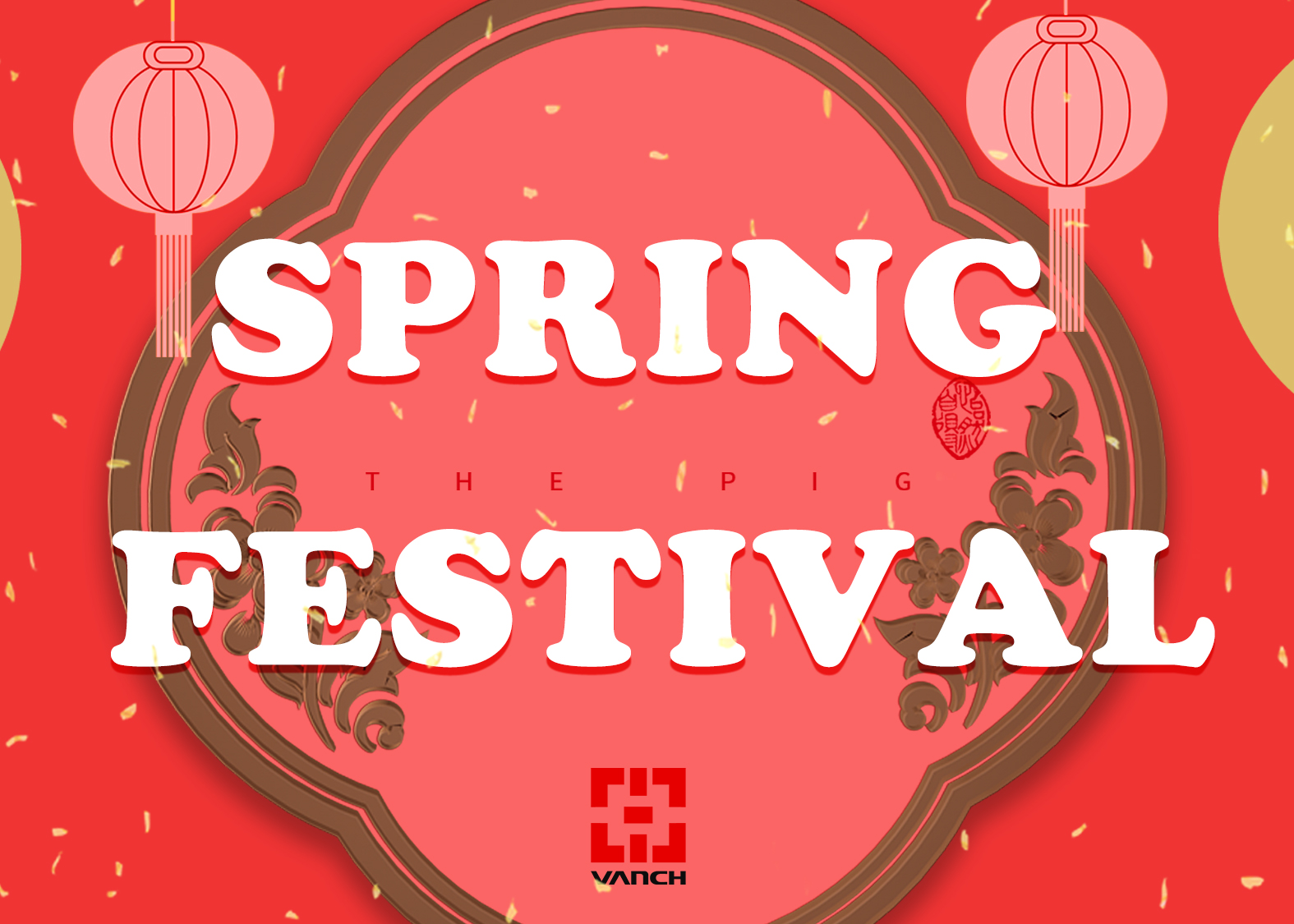 2019 VANCH Spring Festival Holiday Notice